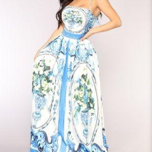 Fashion nova Ivette dress